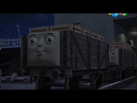 Томас и его друзья 17 сезон серия 22  Запах Джеймса