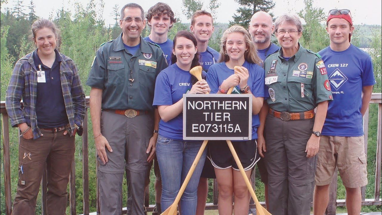 Venturing Crew 127 @ Northern Tier - July 30 - August 7 ...