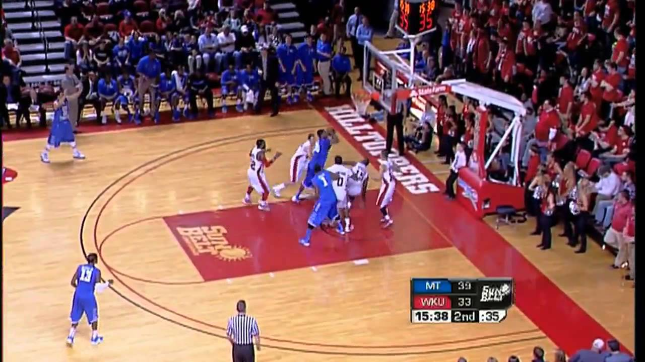 How To Watch Tennessee Vs Kentucky Basketball Online Free: 03/02/2013 Middle Tennessee Vs Western Kentucky Men's