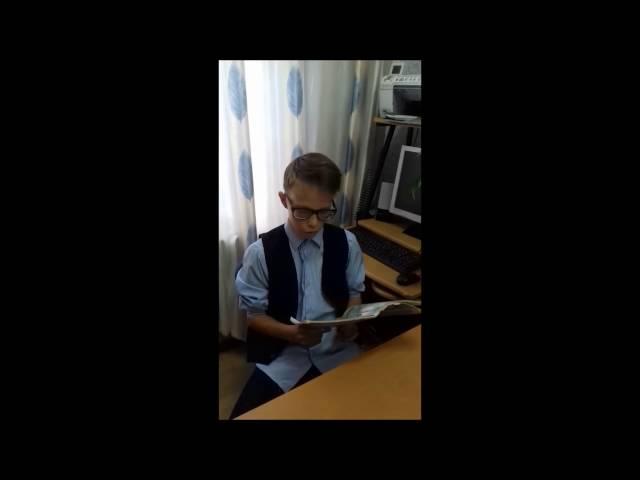 Игнат Нургалиев читает произведение «Помню – долгий зимний вечер…» (Бунин Иван Алексеевич)