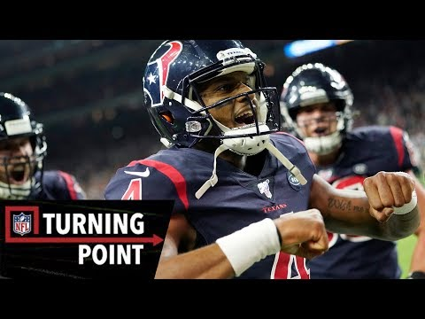 How Deshaun Watson Outplayed the Patriots in Week 13 | NFL Turning Point