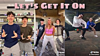 Let's Get It On Til' The Early Morn / Shake That Thing Tiktok Dance Challenge