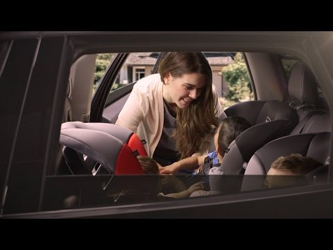 Evenflo Sonus™ Convertible Car Seat | Promo
