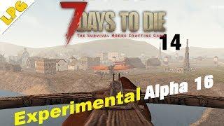 7 Days to Die Alpha 16 deutsch [14] Die neue Stadt erkunden [Random Gen|7dtd|german]