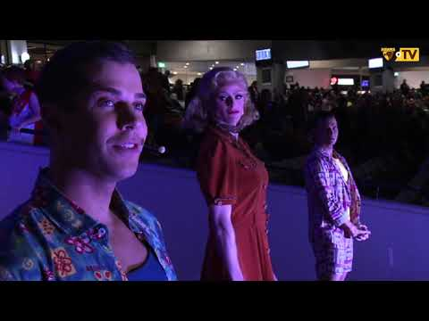 Hawthorn V Sydney | Priscilla Queen Of The Desert Performance