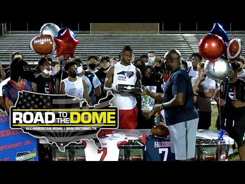 2022 All-American Bowl: Road to the Dome | Episode 6 | NBC Sports