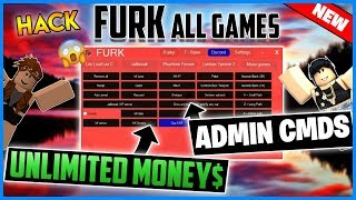 New Roblox Exploit ✔️ ADMIN ✔️ Phantom Forces, Jailbreak, Lumber Tycoon, Prison Life AND MORE