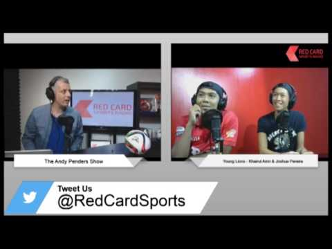 Khairul Amri Reveals What He Received From The FAS After Registering 100 Caps
