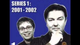Ricky Gervais Show XFM (19) Make Ricky Gervais Laugh, Sainsbury's Meatballs and more