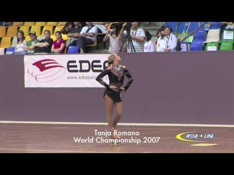 Roller World Championship 2007 - Tanja Romano