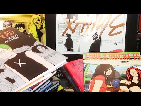 panellogy 200 - my collection of love & rockets