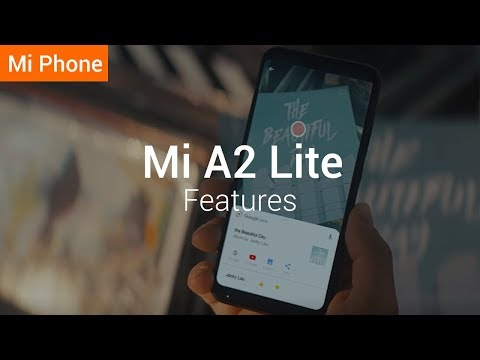 Mi A2 Lite: Flagship-level Performance