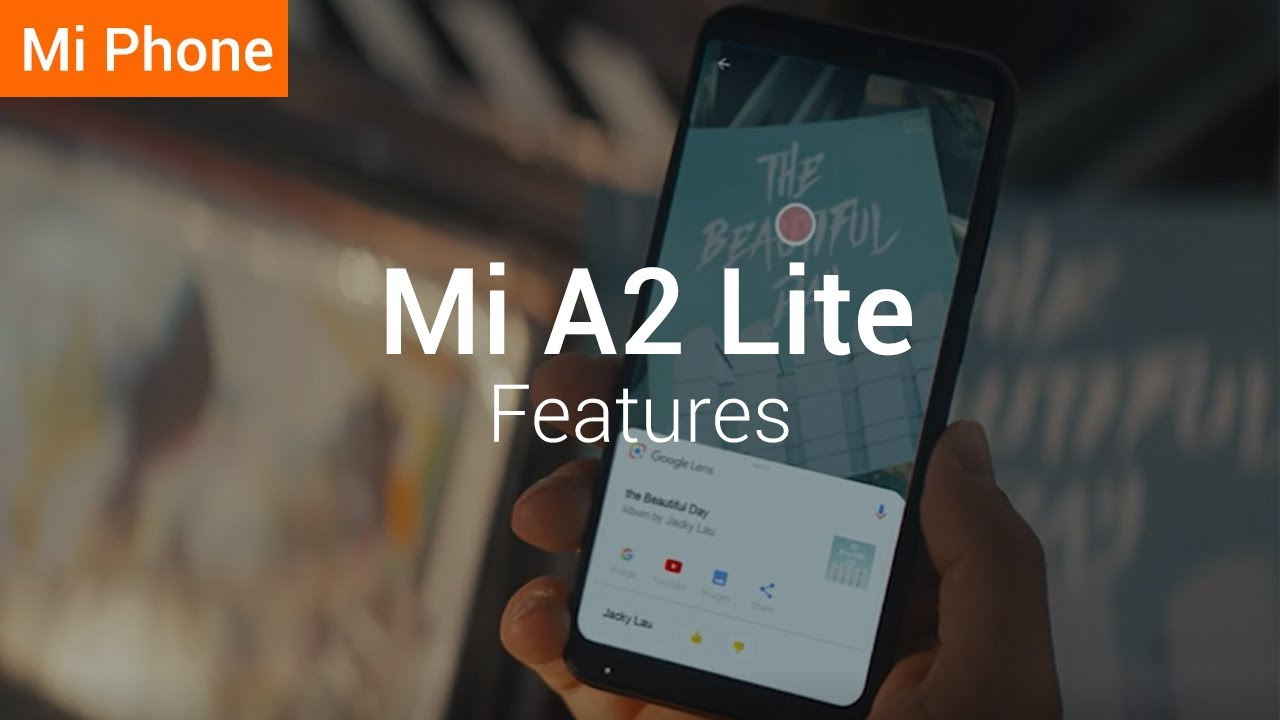 Mi A2 Lite: Flagship-level Performance