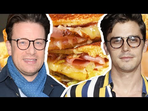 Antoni Porowski Vs. Jamie Oliver: Whose Grilled Cheese Is Better?