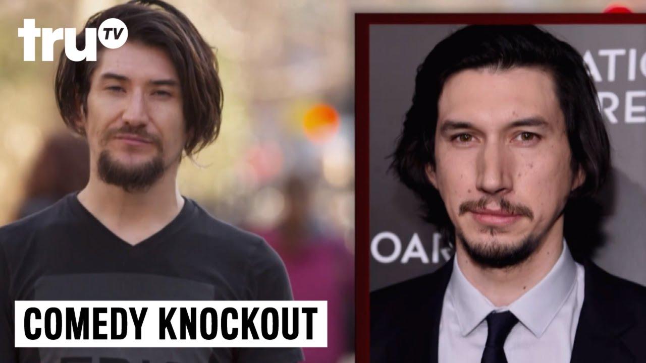Comedy Knockout - Celebrity Lookalike: Whoopsi Goldberg | truTV