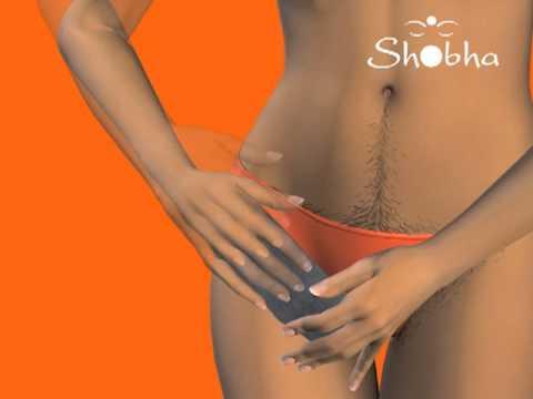 Shobha Bikini Sugaring Tutorial