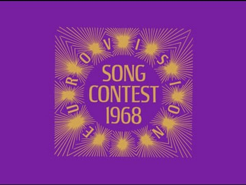 Eurovision Song Contest 1968 - full show
