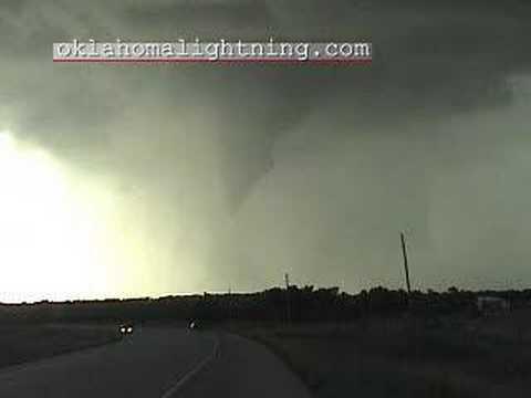 Mulvane tornado