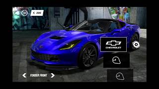Need For Speed HEAT !! Car customizing this is amazing !!!!