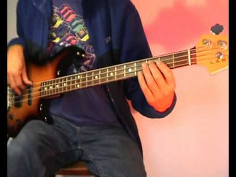The Outlaws - There Goes Another Love Song - Bass Cover