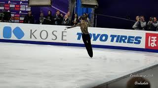 2018.11.17 YuzuruHanyu Rostelecomcup FS [fancam]
