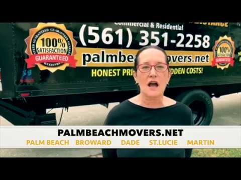 PALM BEACH MOVERS - BEST MOVING COMPANIES
