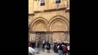 Kıyamet Kilisesi Musa Biçkioğlu