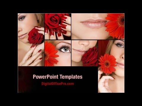 Beauty salon powerpoint template backgrounds digitalofficepro beauty salon powerpoint template backgrounds digitalofficepro 05718 toneelgroepblik Choice Image