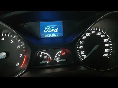 При замене аккумулятора на Ford Focus 3 обязательно сделайте эту процедуру !