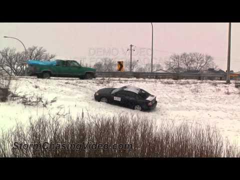 3/4/2013 Minnesota Winter Storm Travel Hazard