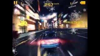 Asphalt Airborne 8: Season 1 Tokyo Classic by Audi S4 Class D