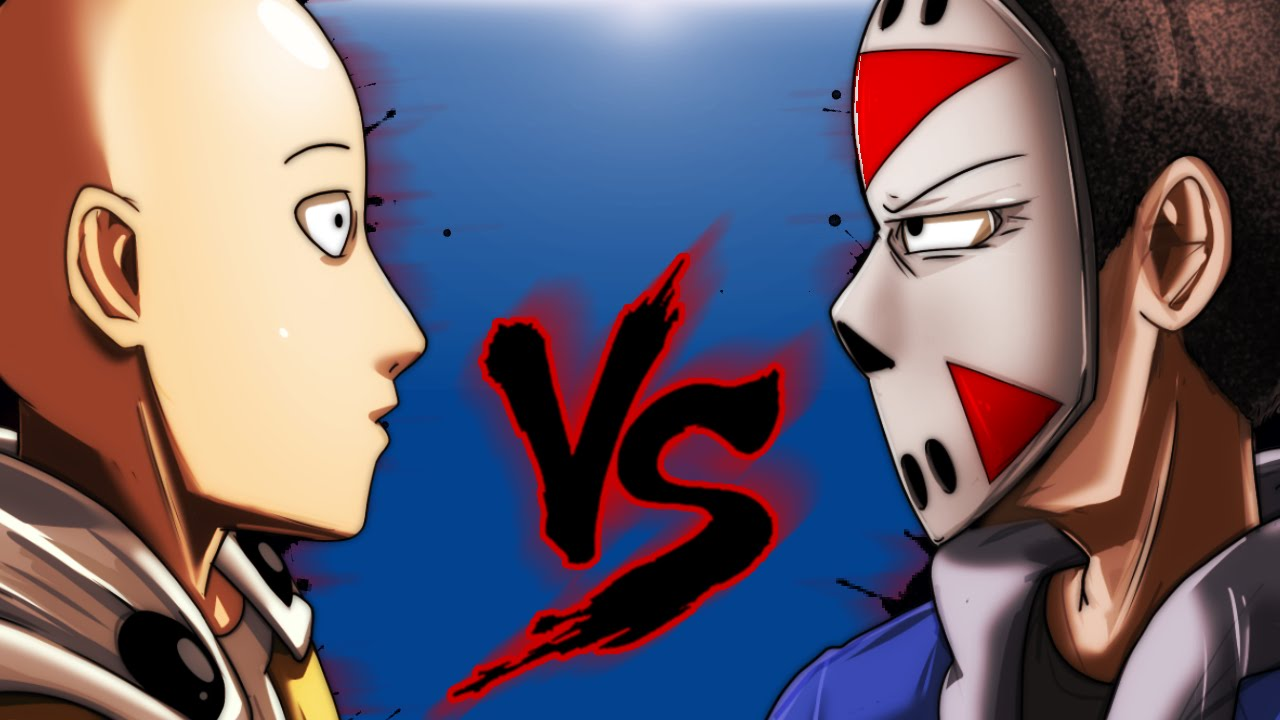 Delirious Animated! (One Punch Man vs H2O Delirious) By ... H20 Delirious