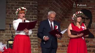 Mieszkańcy Ziemi Pułtuskiej śpiewają i grają dla Niepodległej