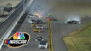 Daytona 500: 'Big One' takes out nearly half the field late | Motorsports on NBC
