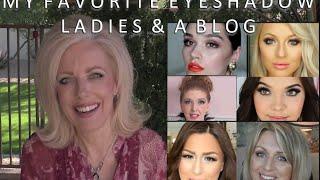 Sharing the Love: My Favorite Eyeshadow Ladies & A Blog