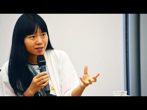 Authors & Asia: Xiaolu Guo, I Am China
