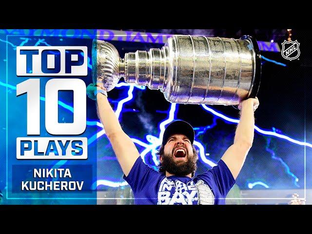 Top 10 Nikita Kucherov Plays from 2019-20 | NHL