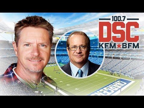 DSC Interviews Dean Spanos, San Diego Chargers on 100.7 KFM-BFM