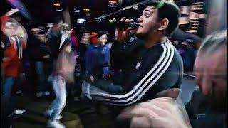 цЫган взрывает на рэп заводе (live)