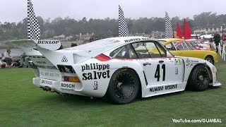 Porsche 935 K3 Kremer Turbo Coupe - Exhaust Sounds!