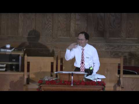 9-Dec-2012 -- Rev. Nolan Lee - 'Once in Royal David's City' - Micah 5:2 & Isaiah 11:1-9
