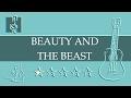 Ukulele TAB - Beauty And The Beast - Disney (Sheet Music)