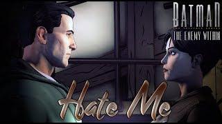 Batman & Catwoman | Hate Me