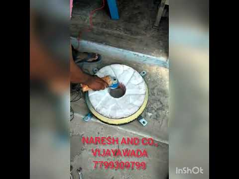 Grinding Flour Mill Stone Method-7799309799