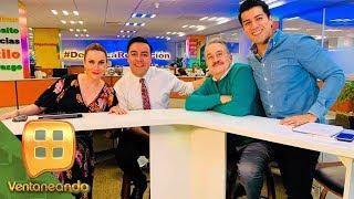 Pedro Sola, invitado especial para hablar de 'Revaloración de los adultos mayores'. | Ventaneando
