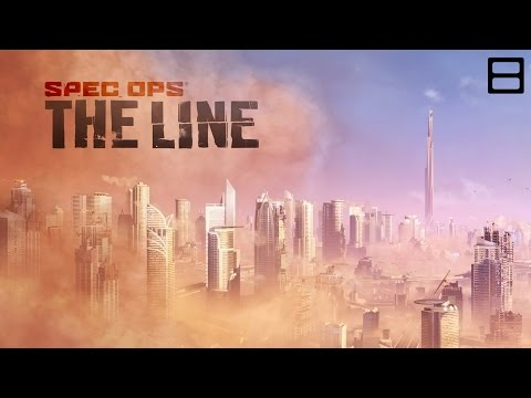 Spec Ops: The Line (Part 8) White Phosphorous