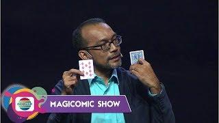 PERTAMA KALI!!Permainan Kartu Dokter Jonas Bikin Deg Degan Deddy Corbuzier –Magicomic Show