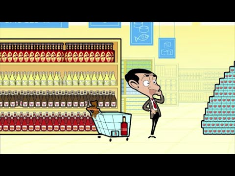 Mr Bean - All You Can Eat - (New! Series 2)