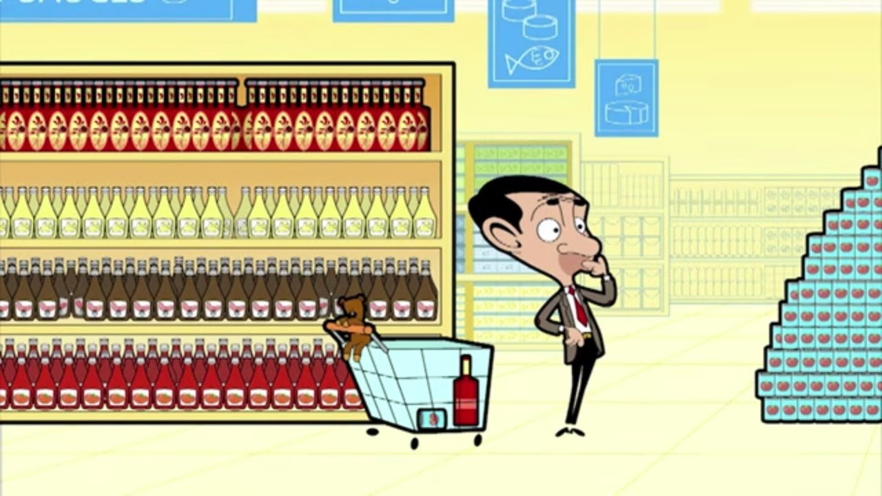 Download All You Can Eat | Mr. Bean Cartoon