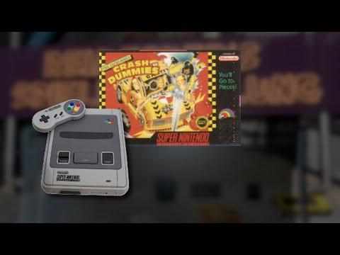 Gameplay : Crash Dummies [SNES]